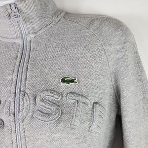 Lacoste Sport Sweatshirt Full Zip